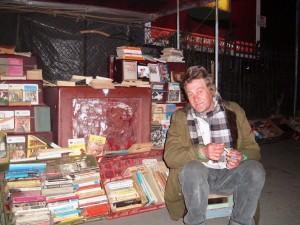 Dan Andrei Neglira, antiques dealer, entrepreneur, poet.